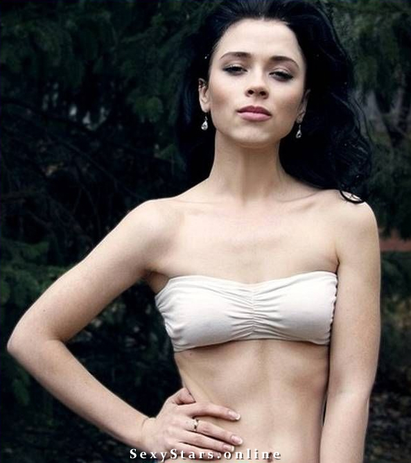 Anna Koshmal nahá. Fotka - 3
