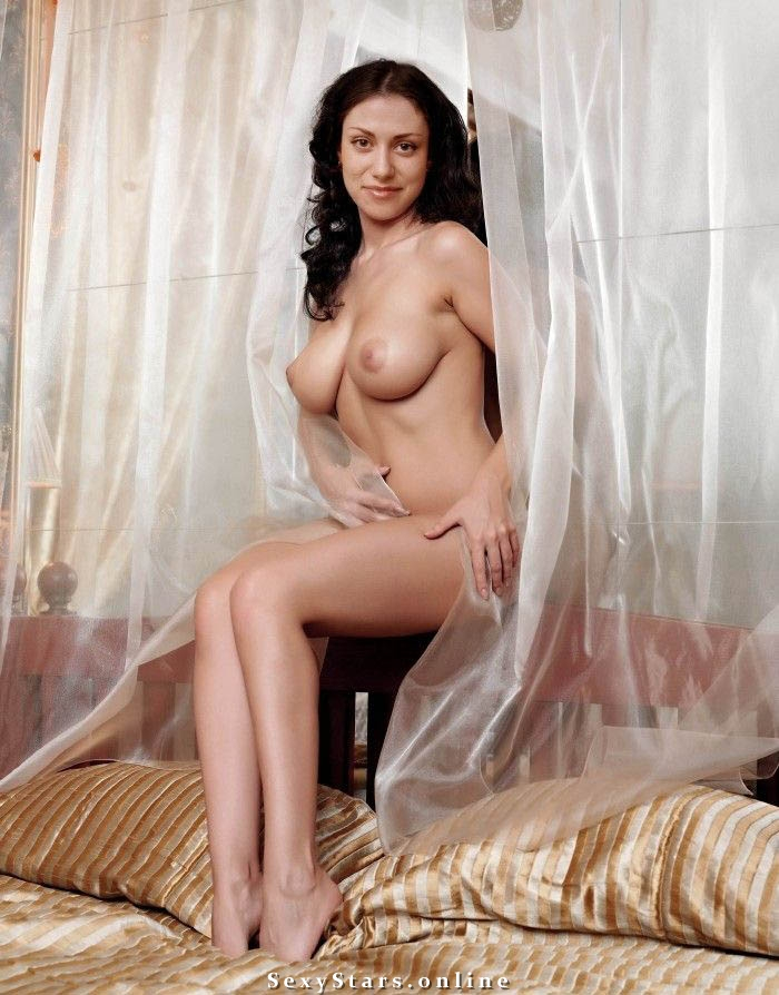 Порно фейки голая анна ковальчук