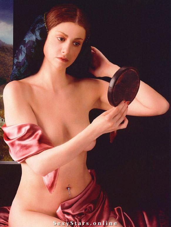 Anna Kovalchuk Nackt. Fotografie - 9