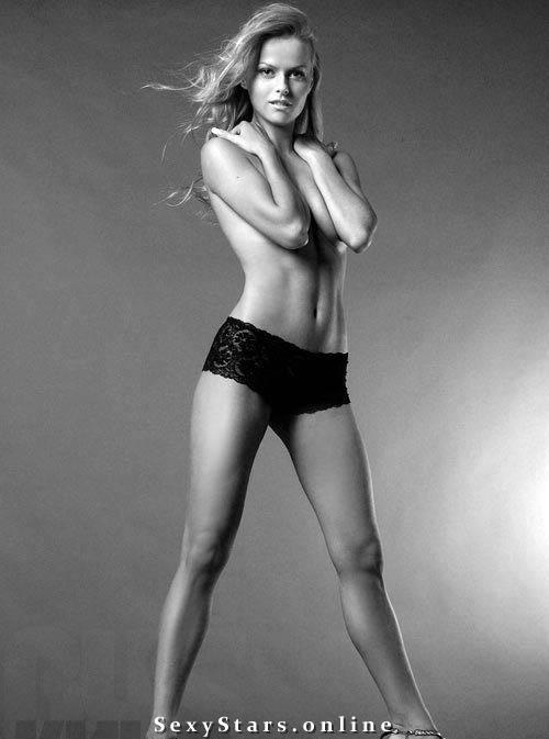 Анна Лутцева голая. Фото - 10