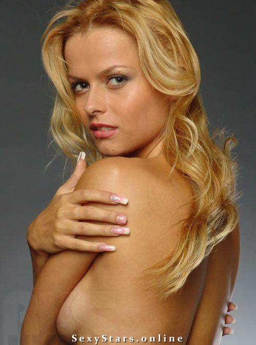 Анна Лутцева голая. Фото - 13