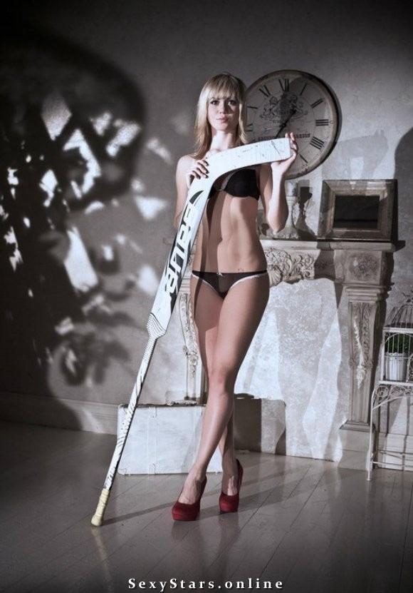 Анна Пругова голая. Фото - 4