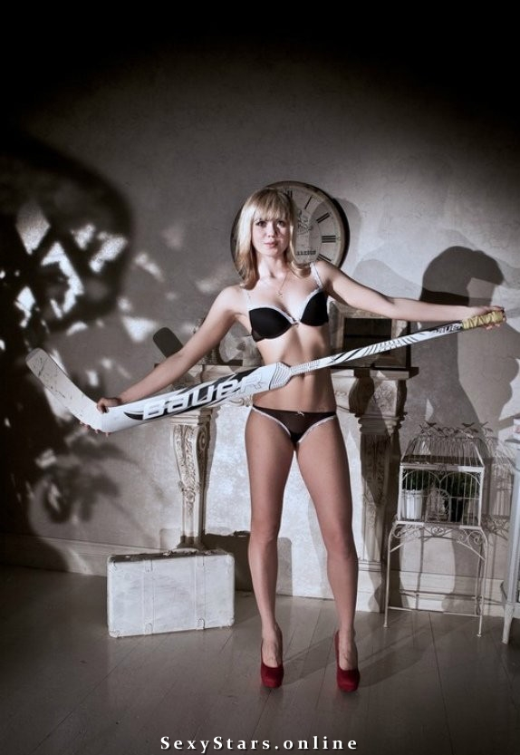 Анна Пругова голая. Фото - 5