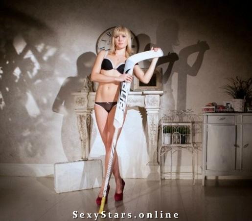 Анна Пругова голая. Фото - 7