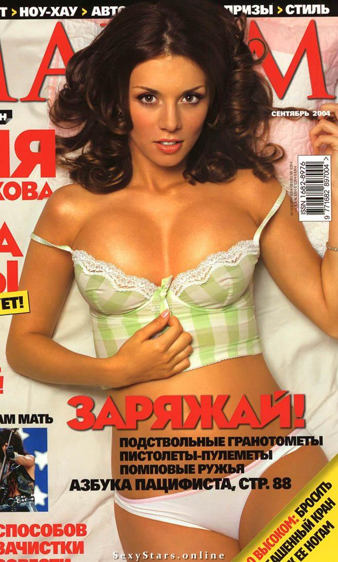 Anna Sedokova nahá. Fotka - 10