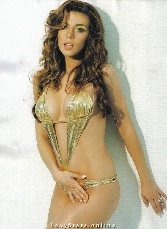 Anna Sedokova nahá. Fotka - 2