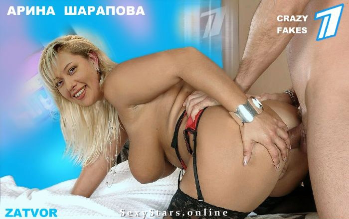 Арина Шарапова голая. Фото - 11