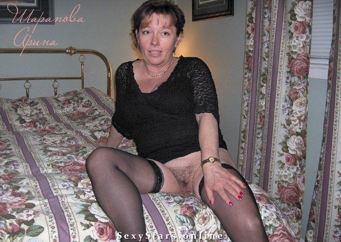 Арина Шарапова голая. Фото - 17