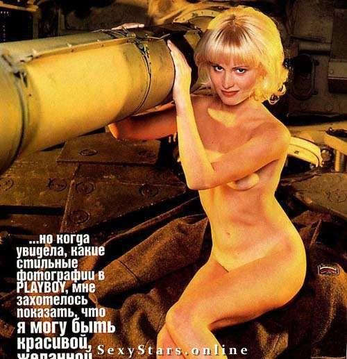 Дана Борисова голая. Фото - 10