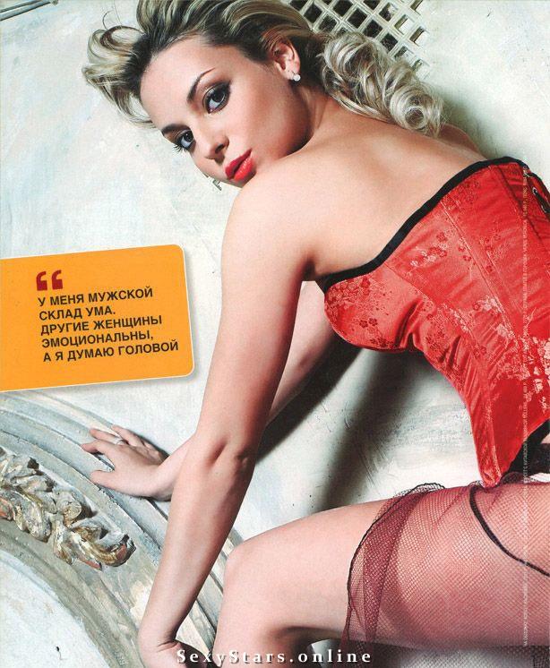 Darya Sagalova Nackt. Fotografie - 10