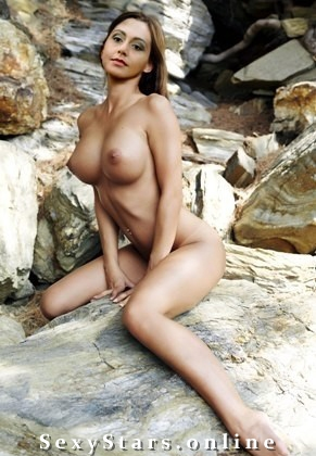 Екатерина Мцитуридзе голая. Фото - 1