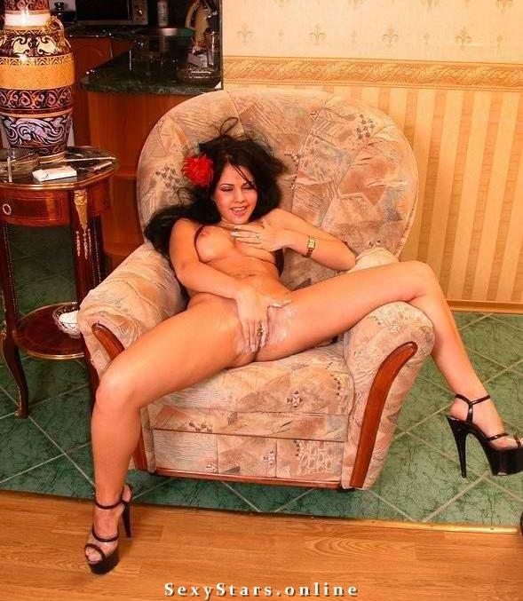 Елена Беркова голая. Фото - 21