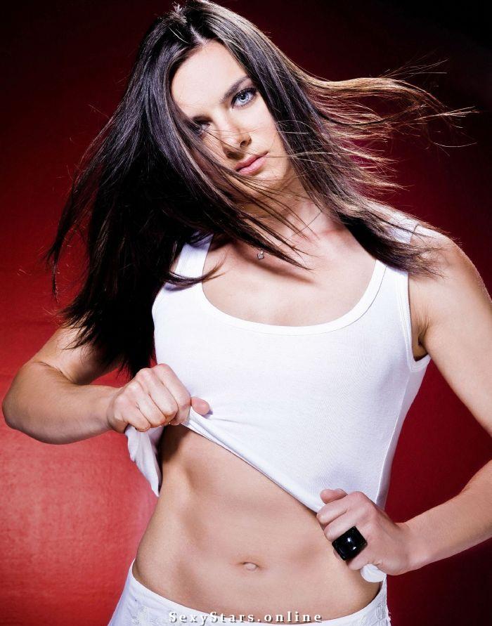 Елена Исинбаева голая. Фото - 1