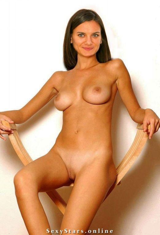 Елена Исинбаева голая. Фото - 6