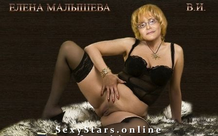 Елена Малышева голая. Фото - 5