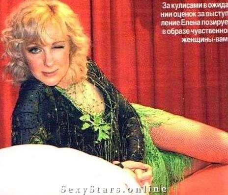Елена Яковлева голая. Фото - 5