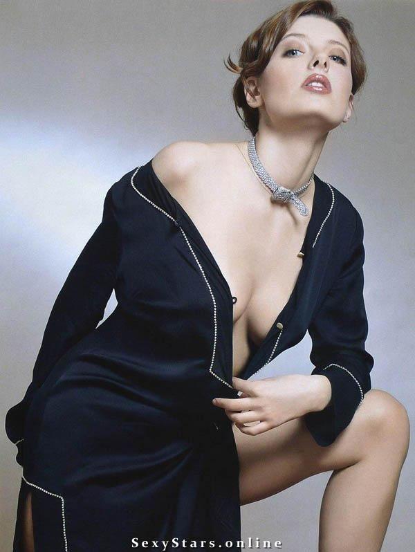 Эмилия Спивак голая. Фото - 2