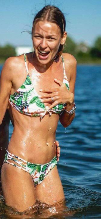 Евгения Лоза голая. Фото - 16