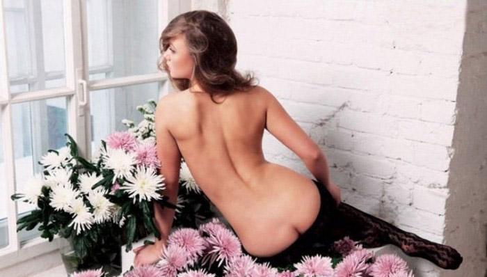 Ингрид Олеринская голая. Фото - 9