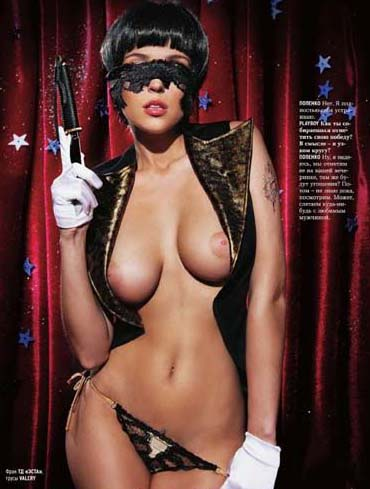 Инна Попенко голая. Фото - 10