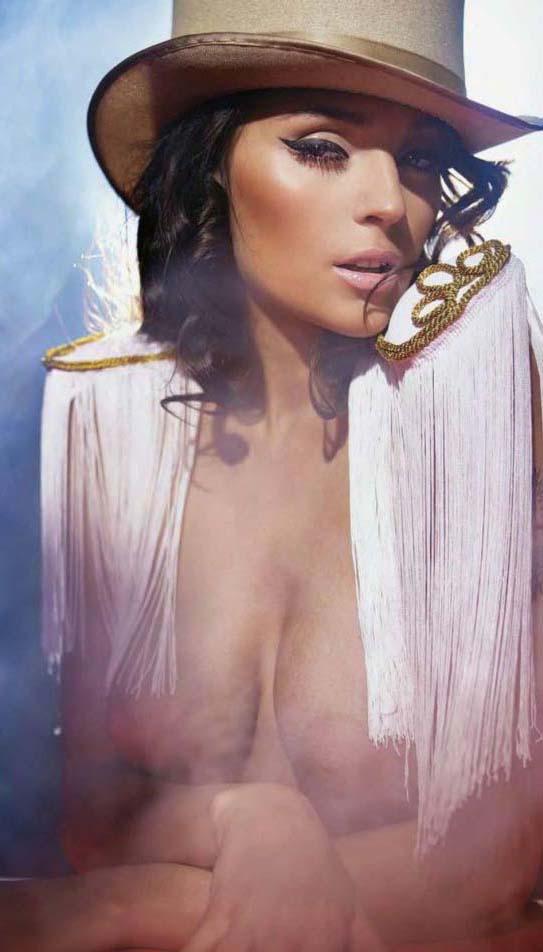 Инна Попенко голая. Фото - 3