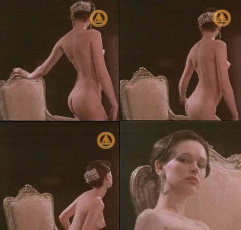 Ирина Безрукова голая. Фото - 3