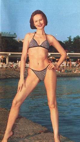 Ирина Безрукова голая. Фото - 4