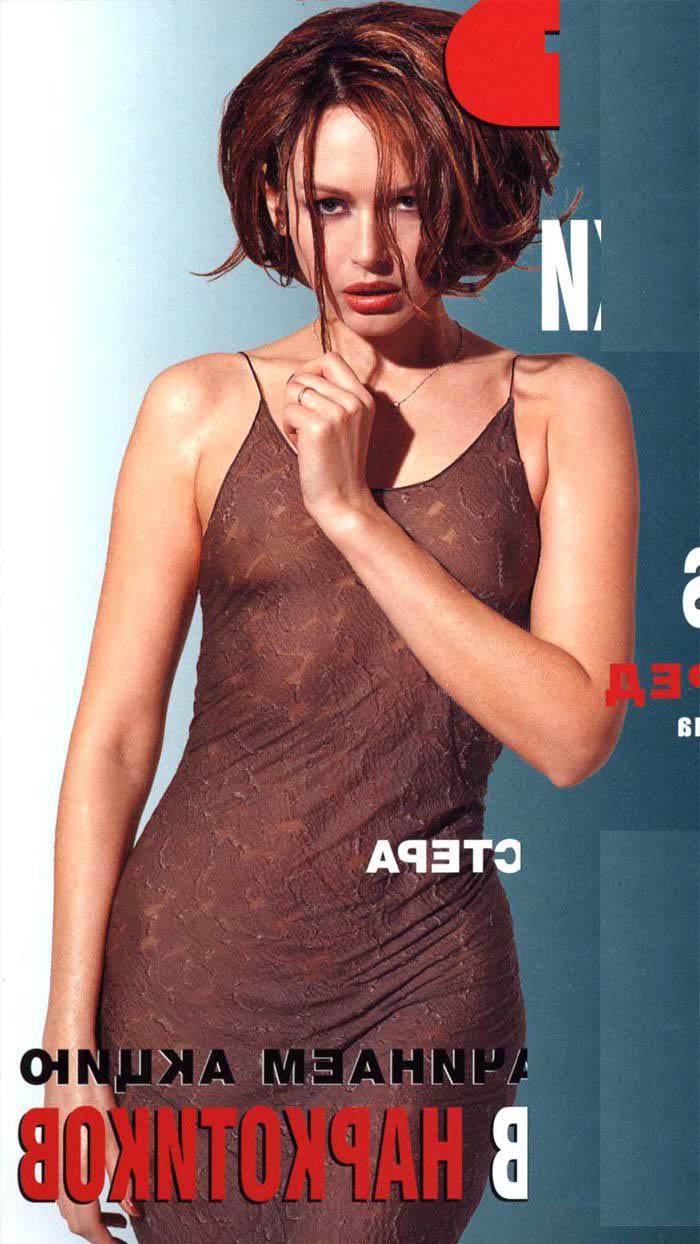 Ирина Безрукова голая. Фото - 6