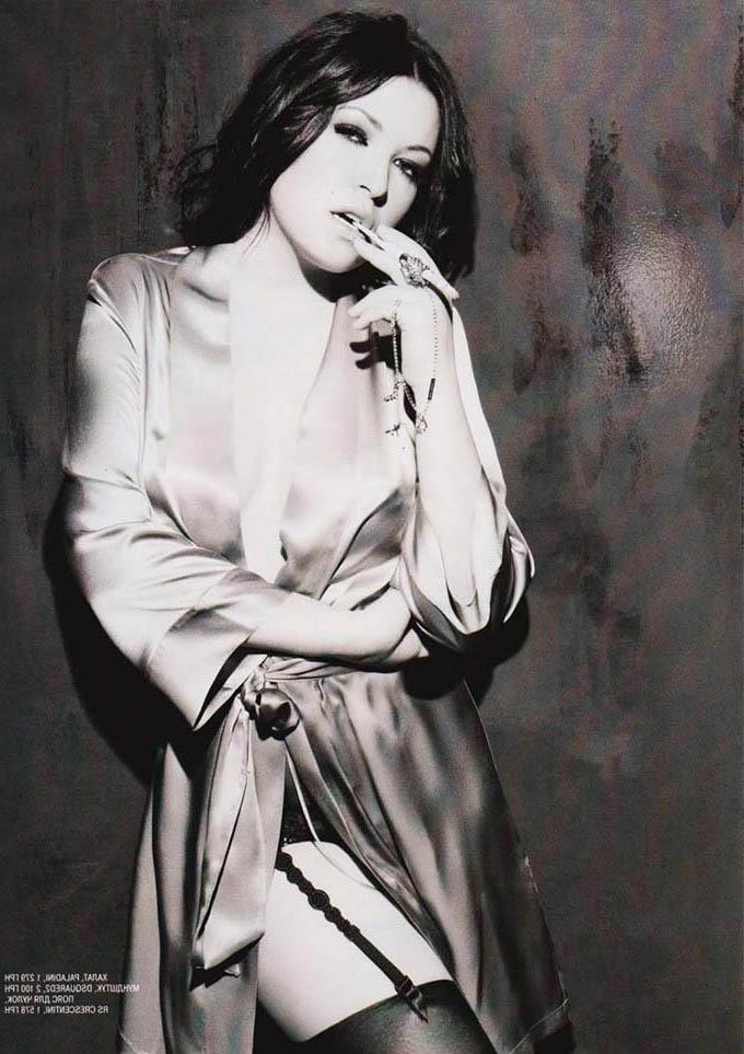 Ирина Дубцова голая. Фото - 4