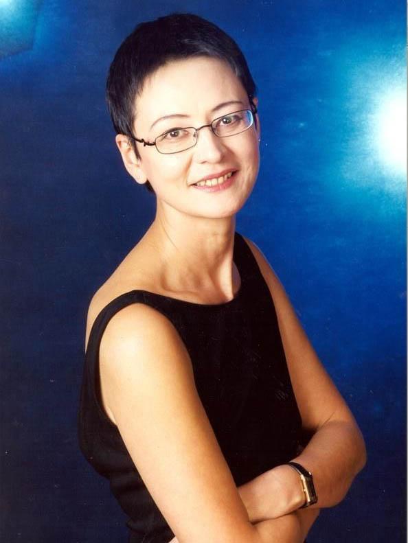 Ирина Хакамада голая. Фото - 1