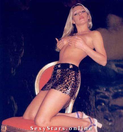 Ирина Салтыкова голая. Фото - 2