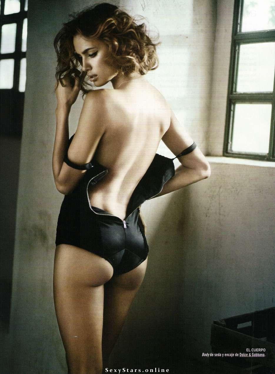 Ирина Шейк голая. Фото - 10