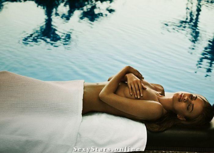 Ирина Шейк голая. Фото - 46