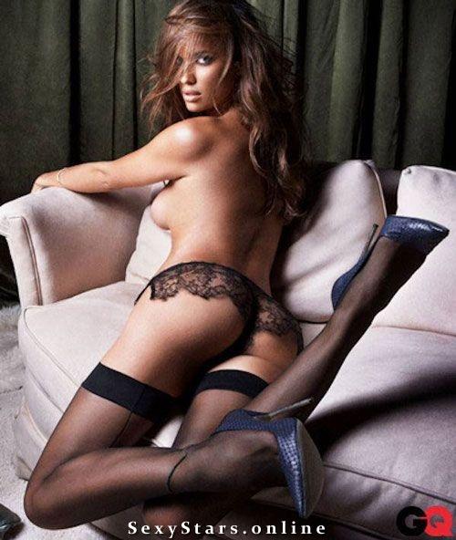 Ирина Шейк голая. Фото - 6