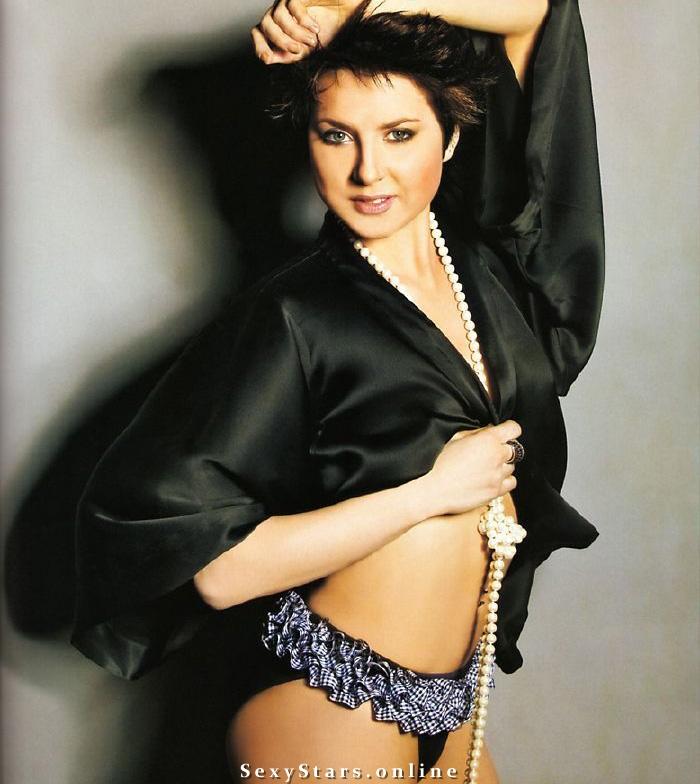 Ирина Слуцкая голая. Фото - 7