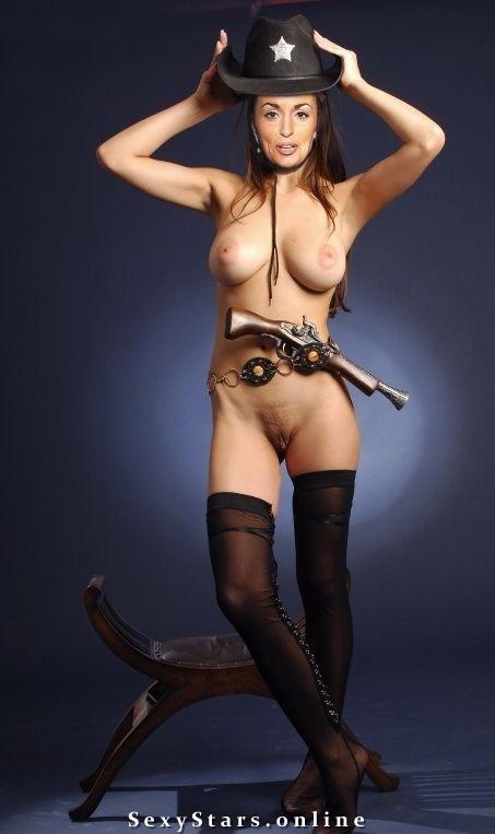 Ирина Волк голая. Фото - 1