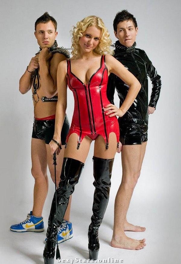 Катя Гордон голая. Фото - 5