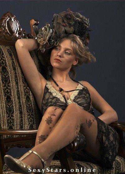 Кристина Асмус голая. Фото - 14