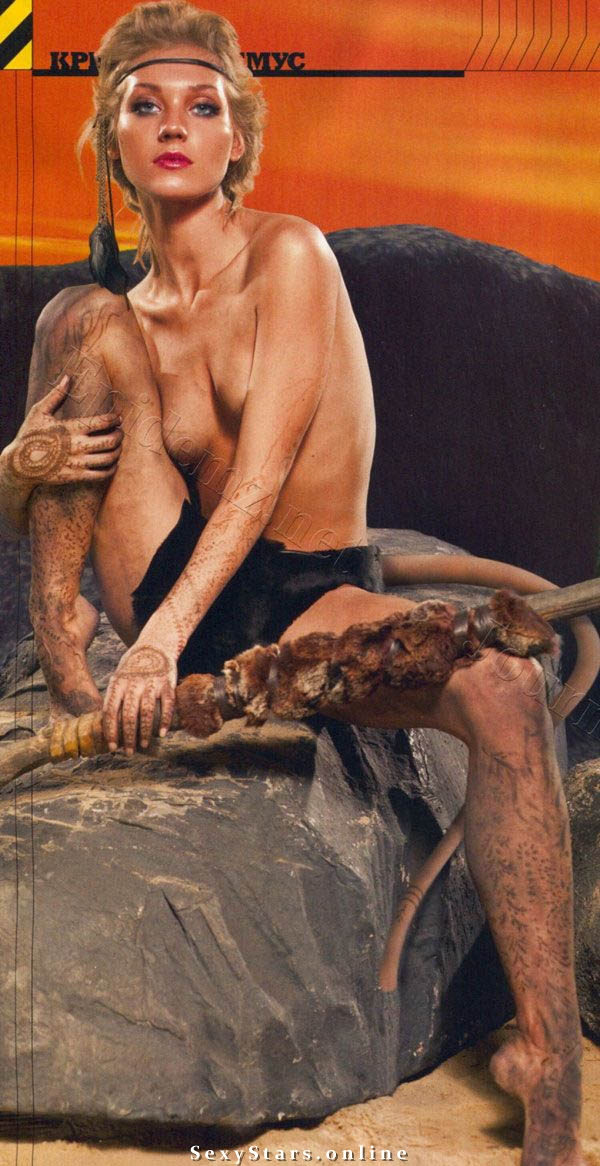 Кристина Асмус голая. Фото - 23