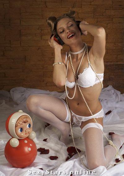 Кристина Асмус голая. Фото - 6