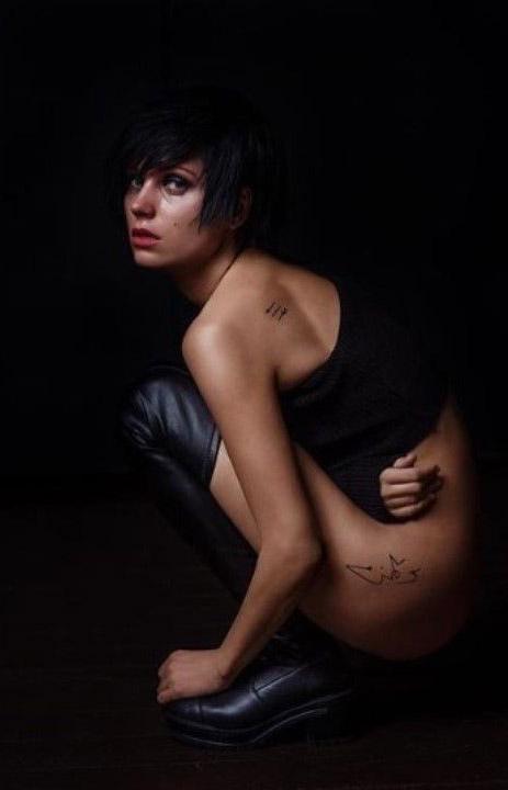Кристина Асмус голая. Фото - 63