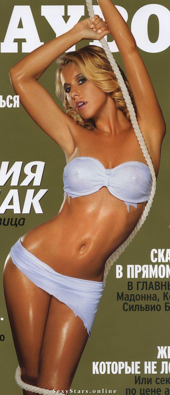 Ксения Собчак голая. Фото - 24