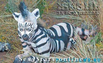 Ксения Собчак голая. Фото - 48