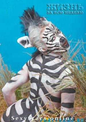 Ксения Собчак голая. Фото - 49