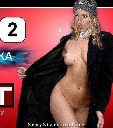 Ксения Собчак голая. Фото - 78