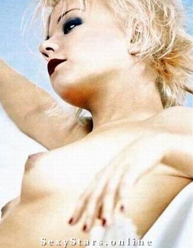 Лена Перова голая. Фото - 1