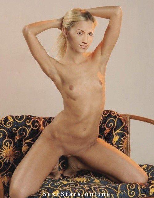 Леся Никитюк голая. Фото - 1