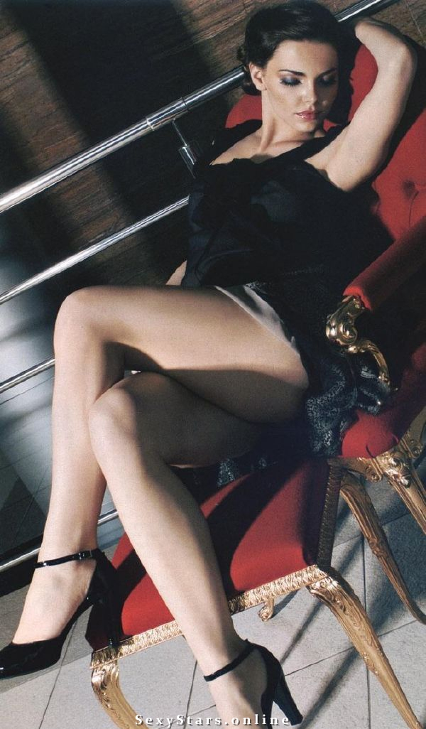 Лиза Боярская голая. Фото - 6