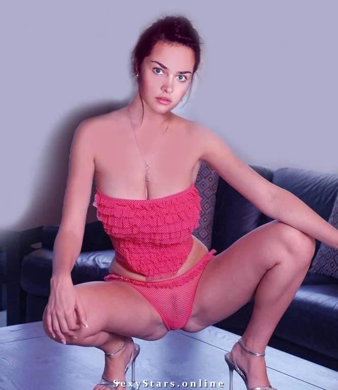 Любовь Зайцева голая. Фото - 3