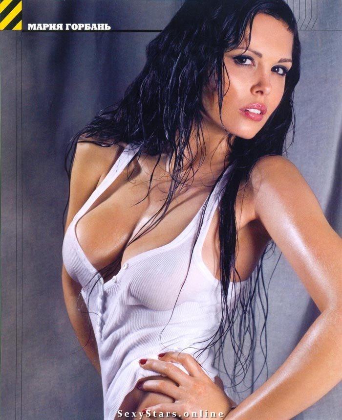 Мария Горбань голая. Фото - 3